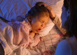 Сильний кашель у дитини