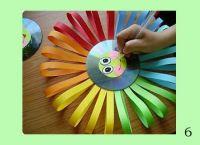 Поделки для детского сада своими руками из сд дисков своими руками