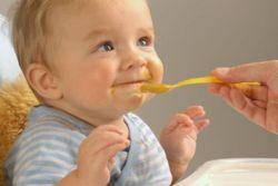 Харчування дитини в 11 місяців