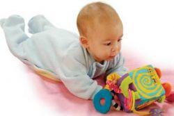 Режим дитини в 4 місяці
