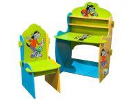 Дитячі столи та стільці від 3 років