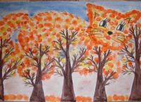 об осени конкурс рисунка детский