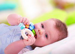 Перші зуби у дитини – симптоми