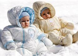 Скільки гуляти з немовлям взимку?