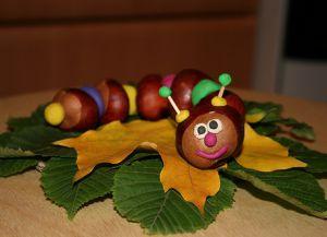 Вироби до свята осені для початкових класів
