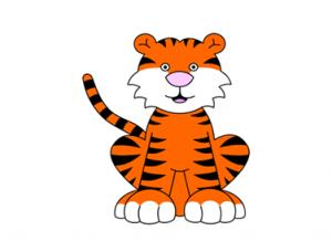 Як намалювати тигра?