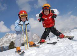 Як вибрати лижі для дитини  93de02b2d5452